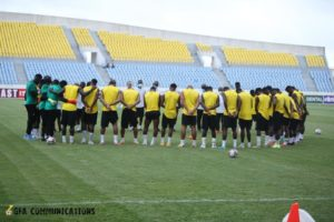2022 FIFA WCQ: Ghana to open camp with 27 players on Tuesday ahead of Zimbabwe clash