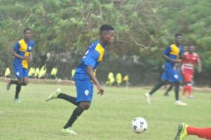 Highly-rated youngster Yaw Baafi Amankwah joins Hearts of Oak