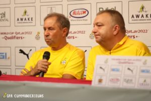 2022 FIFA WCQ: Milovan Rajevac says tactical substitution led to Ghana win over Zimbabwe