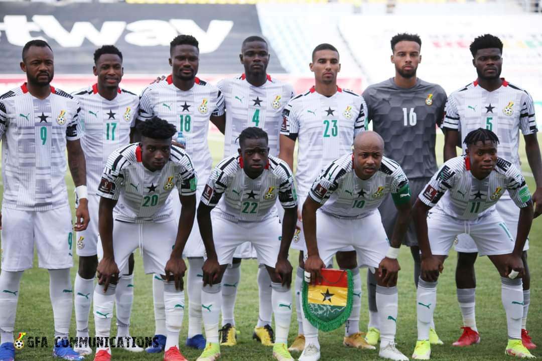 Ibrahim Sannie Daara confident of Black Stars chances of playing in 2022 World Cup