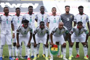 2022 World Cup qualifiers: Ethiopia to host Ghana in Kenya for matchday 5 tie