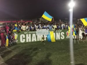 DOL Super Cup: Skyy FC beat Tema Youth on penalties to clinch maiden trophy