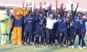 DOL Super Cup: Accra Lions FC defeat Samartex win bronze