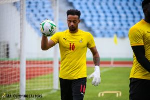 2022 FIFA WCQ: Swindon Town goalkeeper Jojo Wollacott elated to make Ghana debut against Zimbabwe