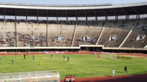 2022 FIFA WCQ: No fans for Zimbabwe-Ghana clash as CAF turns down ZIFA's request