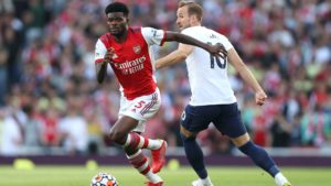 Thomas Partey among Africans to watch this weekend