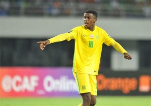 Teboho Mokoena happy to help South Africa remain top of Group G