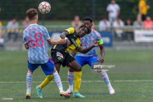 Talented Ghanaian striker Aaron Appiah attracting attention in Europe