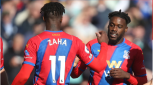 Ghanaian midfielder Jeffrey Schlupp says he doesn't mind how his goals will come for Crystal Palace
