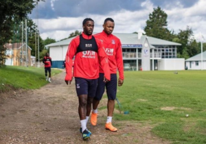 Crystal Palace to lose Ghana duo Jordan Ayew and Jeffrey Schlupp in January due to AFCON