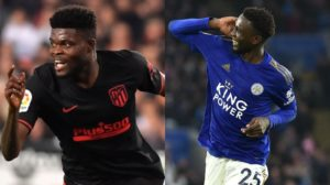 Nigeria midfielder Wilfred Ndidi responds to calls to join Ghana's Thomas Partey at Arsenal
