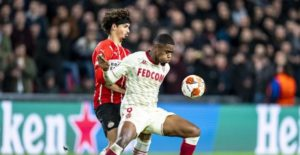 Attacker Myron Boadu relieved and excited after netting first Monaco goal in win against PSV